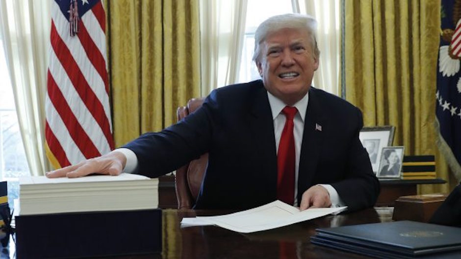empresas mexicanas beneficiarán reforma fiscal de Trump