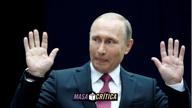 ¿De verdad el Washington Post dice que Putin ayuda a AMLO?