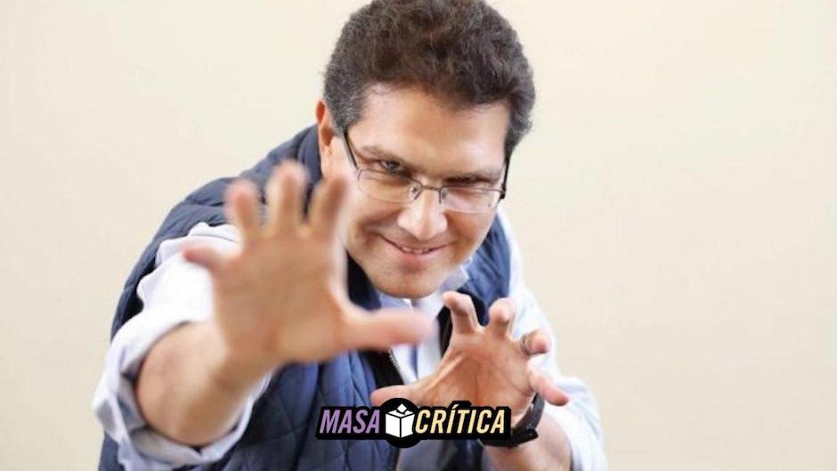Ríos Piter cerca de obtener candidatura independiente presidencia