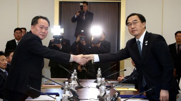 Las Coreas se sientan a dialogar luego de dos años de silencio