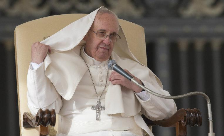 Casual: el Papa dice en viaje a Chile que 'tiene miedo de una guerra nuclear