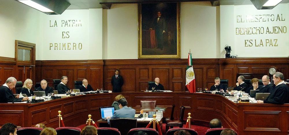 SCJN admite 6 impugnaciones contra #LeydeSeguridadInterior; desecha 3