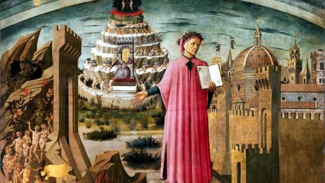 En Twitter se está organizando una lectura masiva de la Divina Comedia