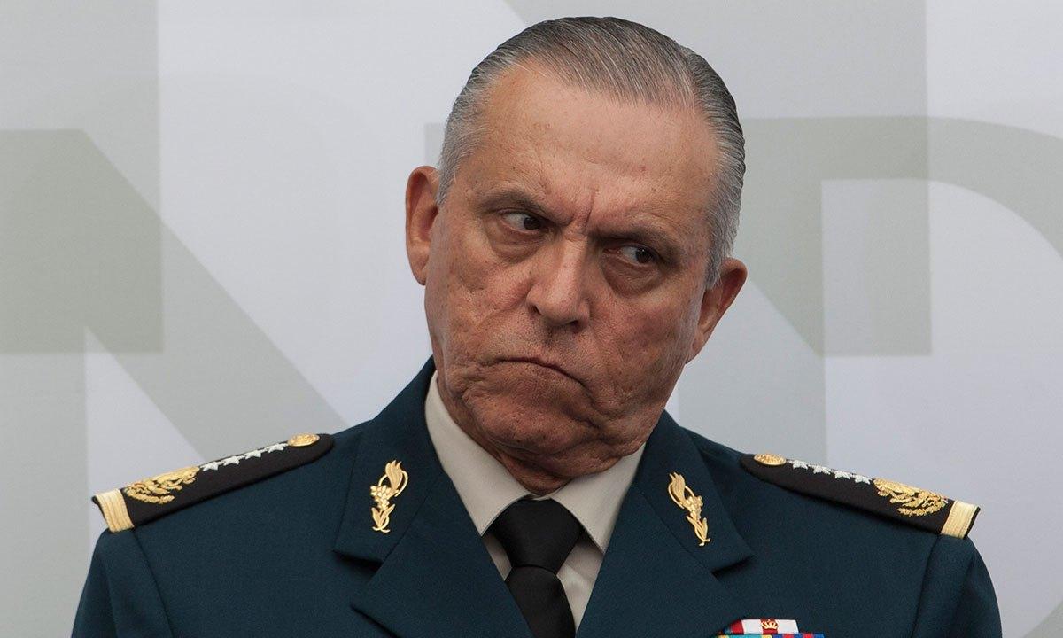 Salvador Cienfuegos será juzgado en México