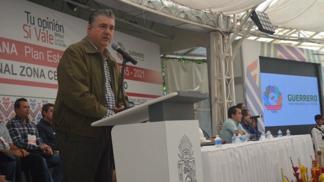Gobierno de Astudillo acusa a edil de Chilpancingo por desvío de millones