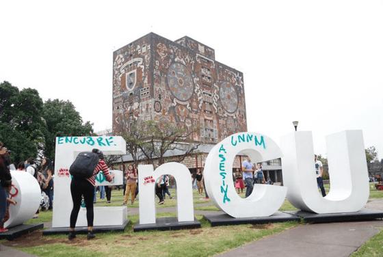 UNAM, acoso, INAI, transparencia acoso sexual