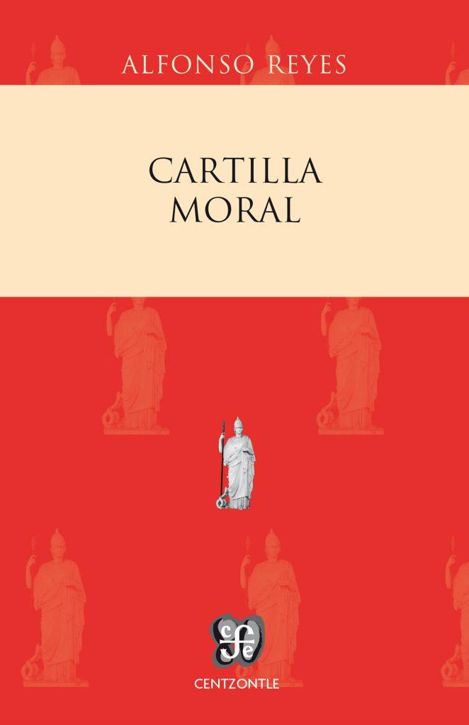 Portada de la Cartilla Moral, editada por el FCE