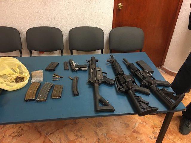 200 mil armas entran ilegalmente a México desde EU