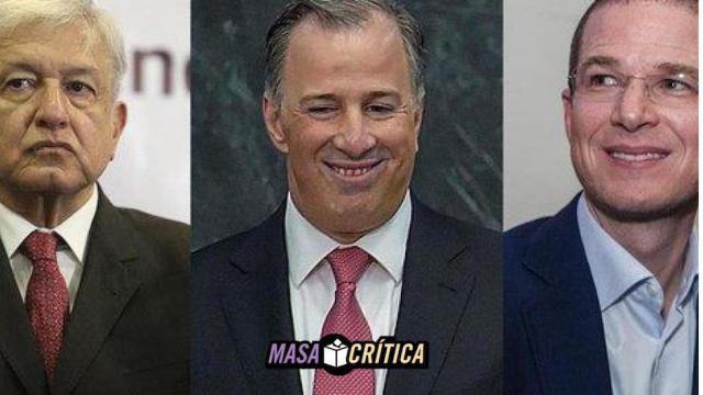 Partidos nombran precandidatos únicos como candidatos oficiales a la presidencia