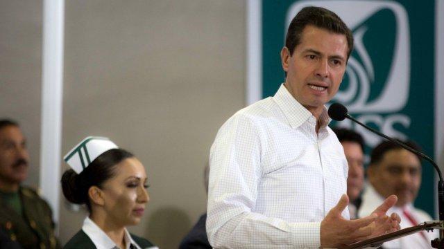 EPN acusa de irracional enojo social de mexicanos