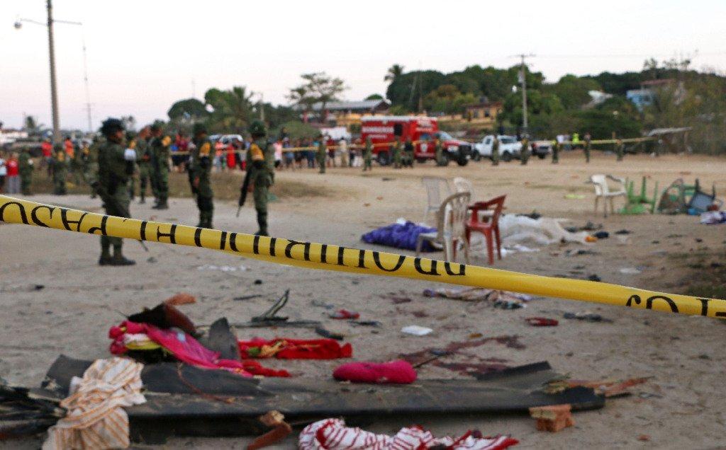Videos muestran el desplome del helicóptero de Navarrete en Oaxaca