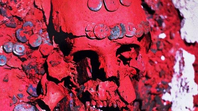 Reina Roja de Palenque por fin se exhibe... en Estados Unidos