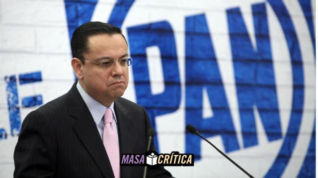 """Morena registra como senador plurinominal a Germán """"El Nazi"""" Martínez"""