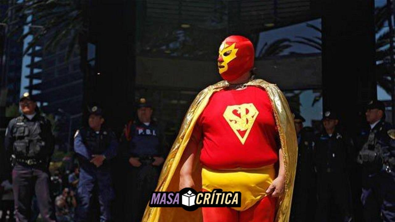 Superbarrio será candidato por el Partido Humanista a CDMX