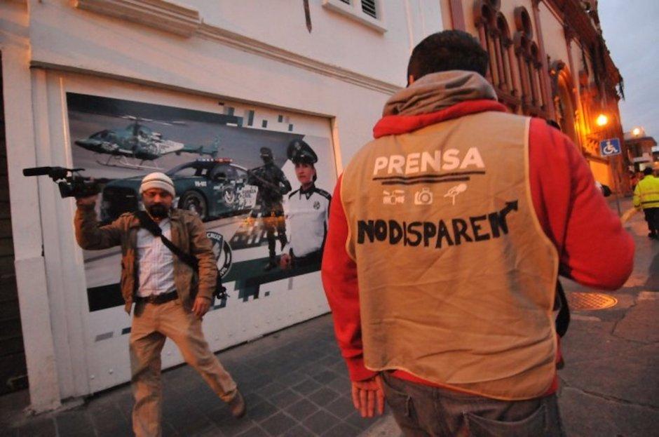 Periodistas en México sobreviven atentados, secuestros y mala protección