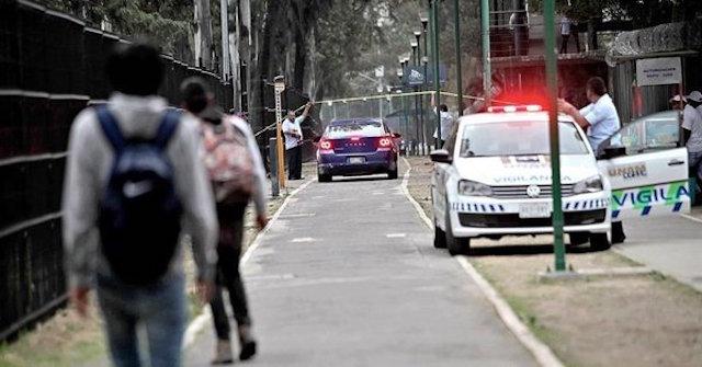 vigilancia UNAM