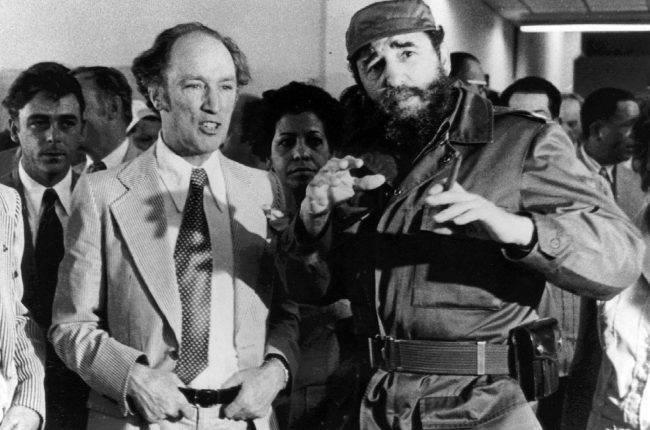 Canadá confirma que Justin Trudeau NO es hijo de Fidel castro
