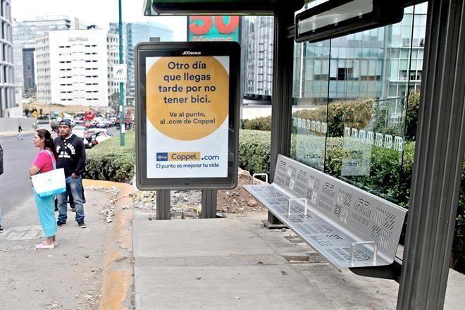 Por dañar patrimonio, INAH ordena retirar publicidad Línea 7 del Metrobús