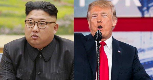Corea del Norte Trump Kim Jong-un yo