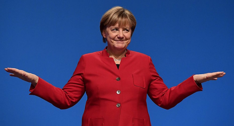 Angela Merkel nombrada canciller alemania cuarta vez