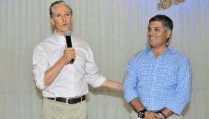 David Sánchez Isidoro va por tercera Alcaldía de Coacalco
