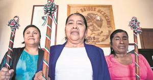 Yolanda Pacheco, presidenta municipal de Ayutla