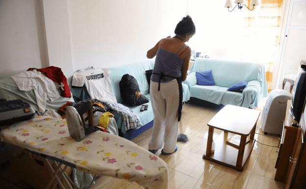 trabajo domestico mal pagado mexico trabajadoras domesticas