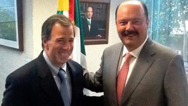 Administración de Meade perdonó a Duarte, la PGR da carpetazo