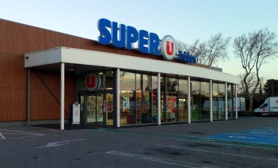 Supermercado de Trèbes tomado por un hombre esta mañana
