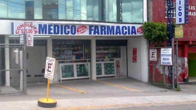 Secretaría de Salud convenio con consultorios de farmacias