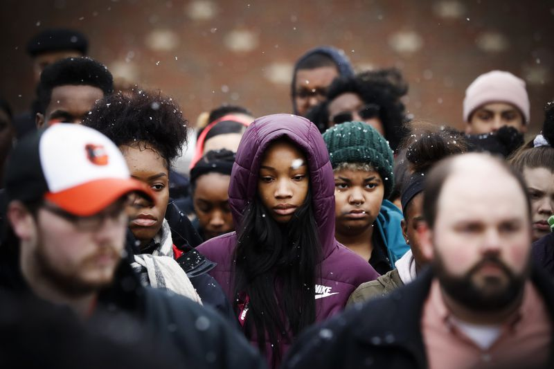 Protestan estudiantes por control de armas en EE.UU.