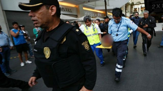 Feminicida de Reforma 222 está estable tras intento de suicidio