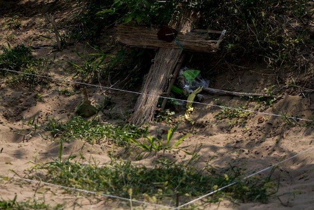 INAI debe ordenar difusión de datos sobre fosas clandestinas en Veracruz