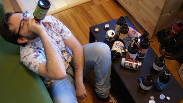 Estadounidenses gastan 30 mil millones al año en bebidas alcohólicas