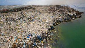 Isla de basura en Pacífico casi tiene el tamaño de México