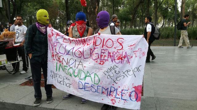 'Ya no tenemos miedo': así la marcha por el Día Internacional de la Mujer