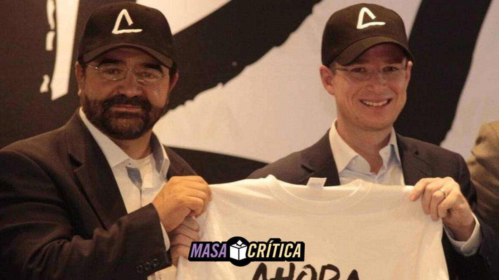 Ahora y Ricardo Anaya se suman en carrera presidencial