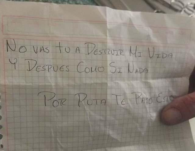 Reforma 222 crimen pasional feminicidio CDMX