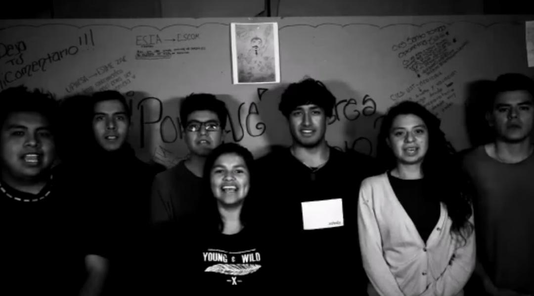 Estudiantes del Politécnico denuncian intimidación de autoridades universitarias