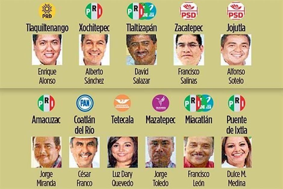 Narcos financiaron 11 campañas en Morelos, revela Reforma
