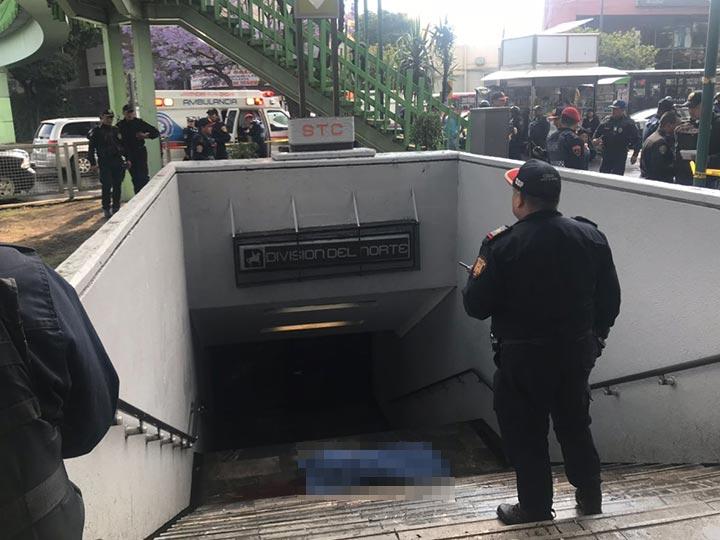 Asesinan hombre en Metro División del Norte