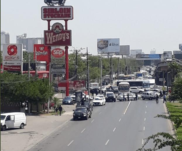 Guadalupe Monterrey Nuevo León secuestro balacera enfrentamiento