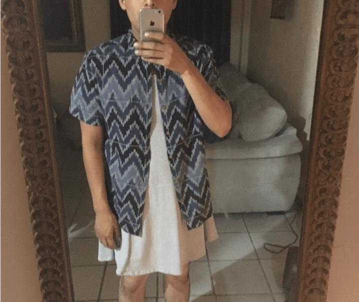 amedrentan LGBT Genderfluid Ricardo Martinez Monterrey Policía