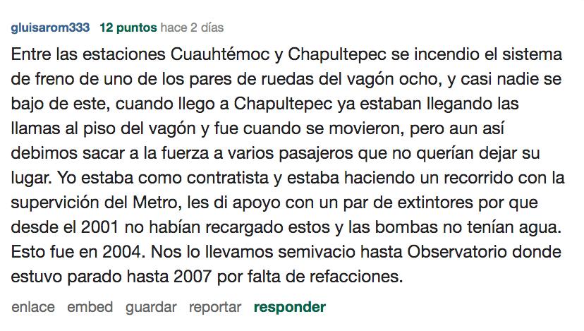 Historias extrañas metro impresionantes CDMX Ciudad de México