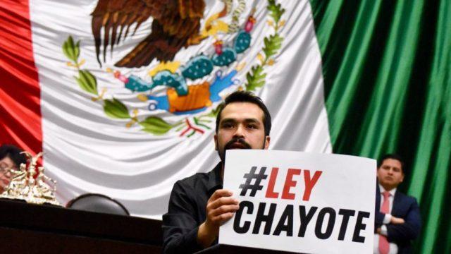 ONU y CIDH piden a Senado reevaluar la #LeyChayote