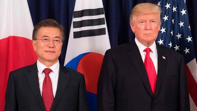 Donald Trump Premio Nobel Paz Corea