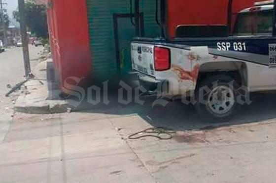 linchamiento en Puebla: 4 muertos y una comisaría incendiad