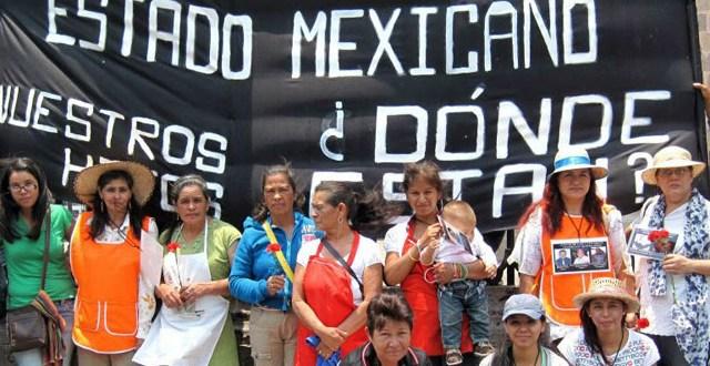 Crecen casos de desapariciones de extranjeros en México