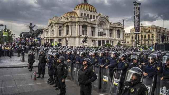 ALDF aprueba amnistía para manifestantes detenidos en marchas