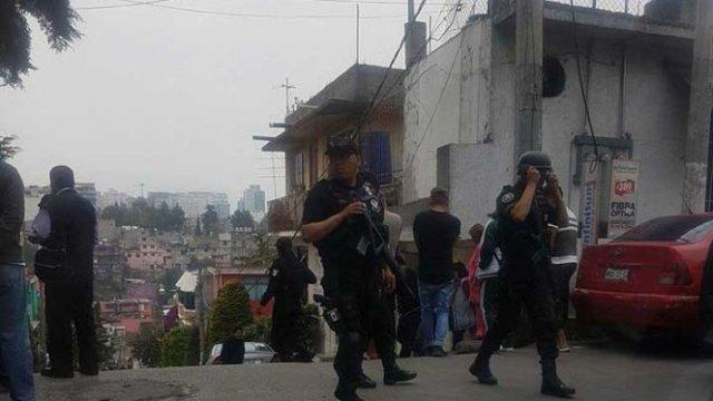 Adolescente dispara contra bully y se suicida en Huixquilican